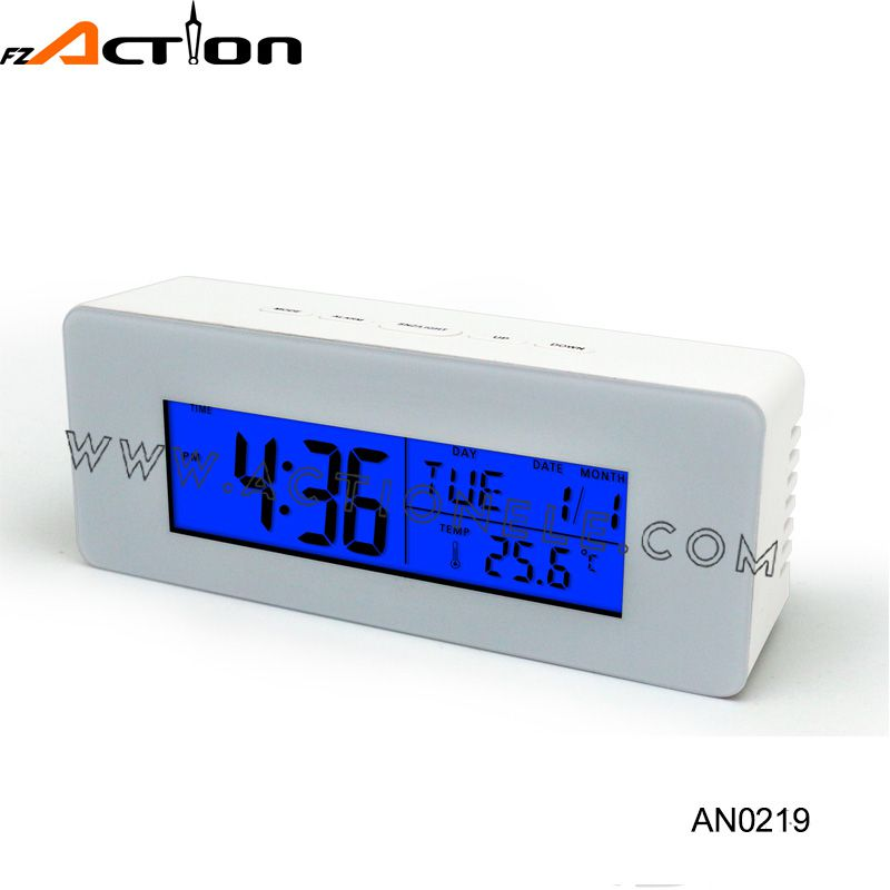 2016 LCD Pretty Digital Alarm Clock Table For Sale