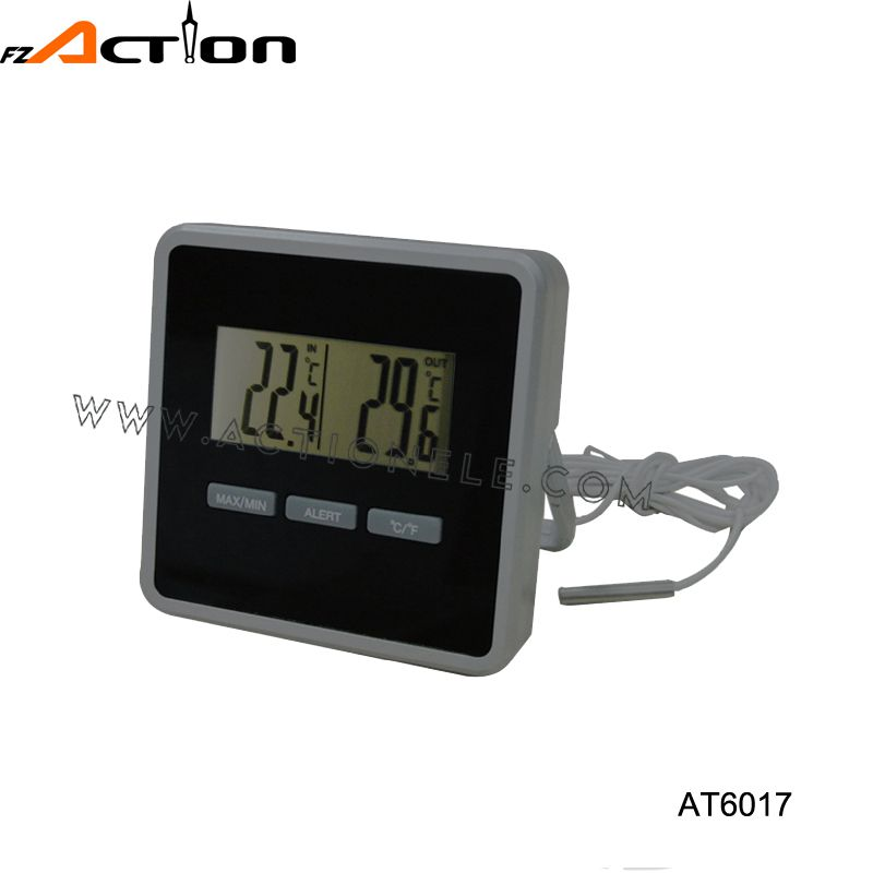 LCD Digital Wire Max/Min Thermometer