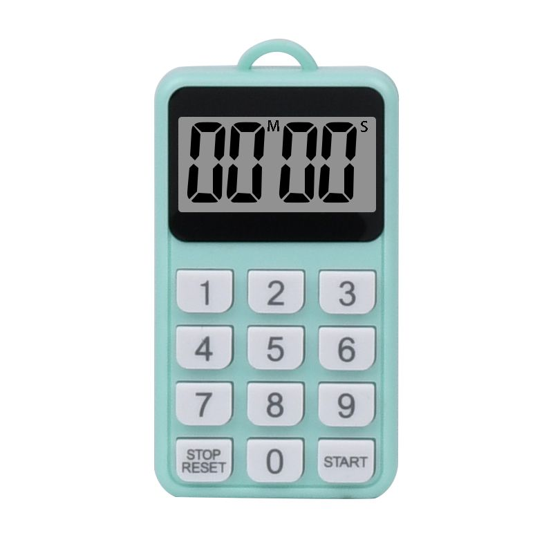 2020 OEM design, calculator Appearance Digital Kitchen Timer Magnetic Countdown and counter up with